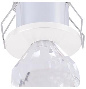 KLS525 LED SPOT LİGHT 1W BEYAZ-SARI