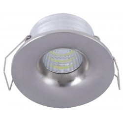 KLS526 LED SPOT LIGHT 3W SATEN-MAVİ