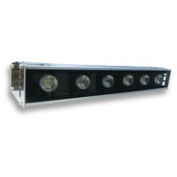 KWL112 WALL WASHER 6*1W 30CM RGB